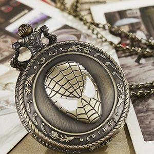 Other - ❤🆕️Spiderman Antique bronze chain watch